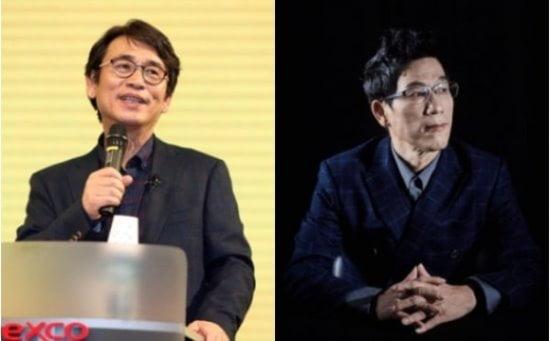유시민 노무현재단 이사장과 진중권 전 동양대 교수(왼쪽부터) /사진=연합뉴스, 채널A 제공