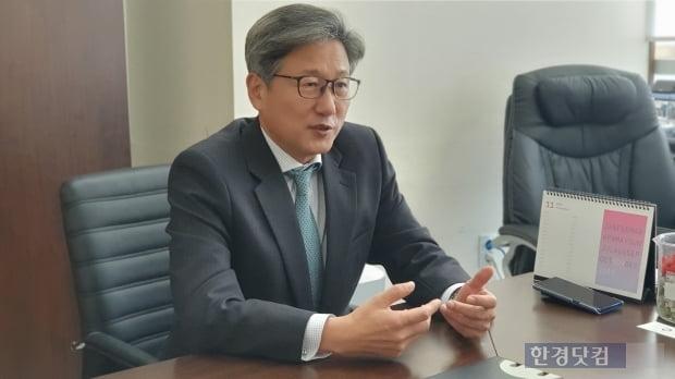 박만성 옥타솔루션 대표(사진=김산하 기자)