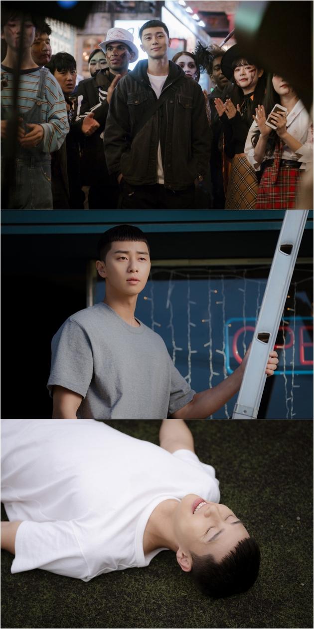 '이태원 클라쓰' 박서준 /사진=JTBC