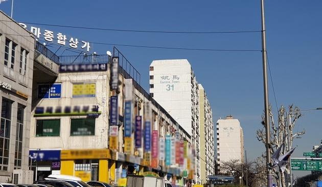 서울 대치동 은마아파트. 전형진 기자
