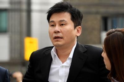 양현석 지분가치 '635억' 사라져…K엔터 수장들 고개숙인 2019년 [한민수의 스톡뷰]