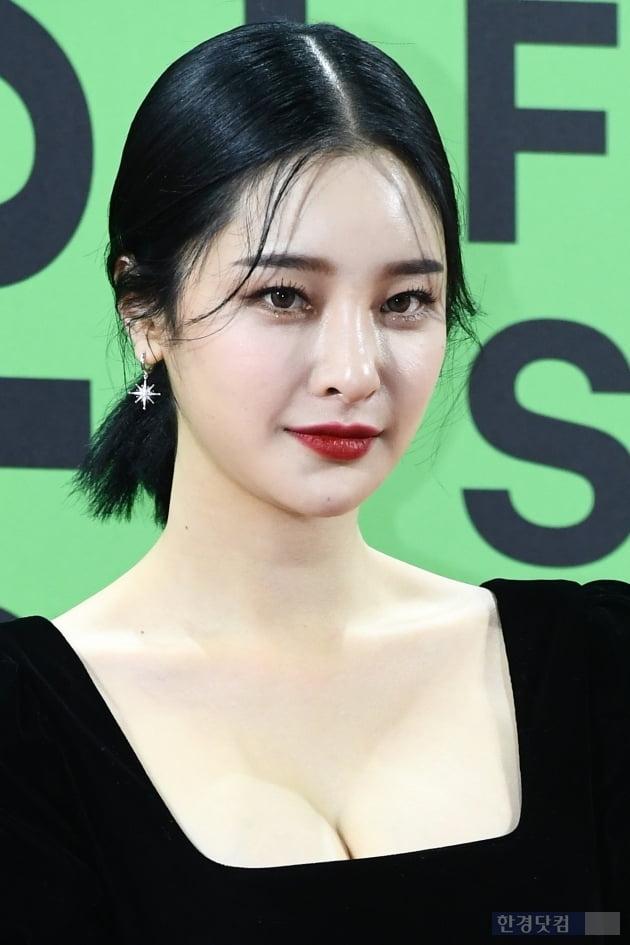 [포토] 변정하, '매혹적인 눈빛~'(2019 멜론뮤직어워드)