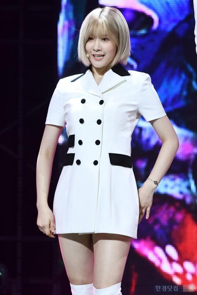 [포토] 네이처 선샤인, '귀여운 미소~'