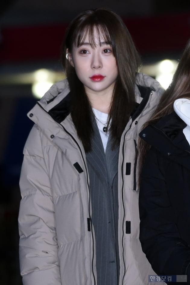 [포토] 우주소녀 연정, '무표정인데 귀여워~'
