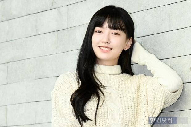 MBC '어쩌다 발견한 하루' 신새미 역을 연기한 배우 김지인/사진=변성현 기자