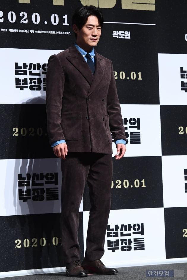"""'남산의 부장들' 이희준, 25kg 증량 투혼 """"자는 시간 외엔 계속 먹어"""""""