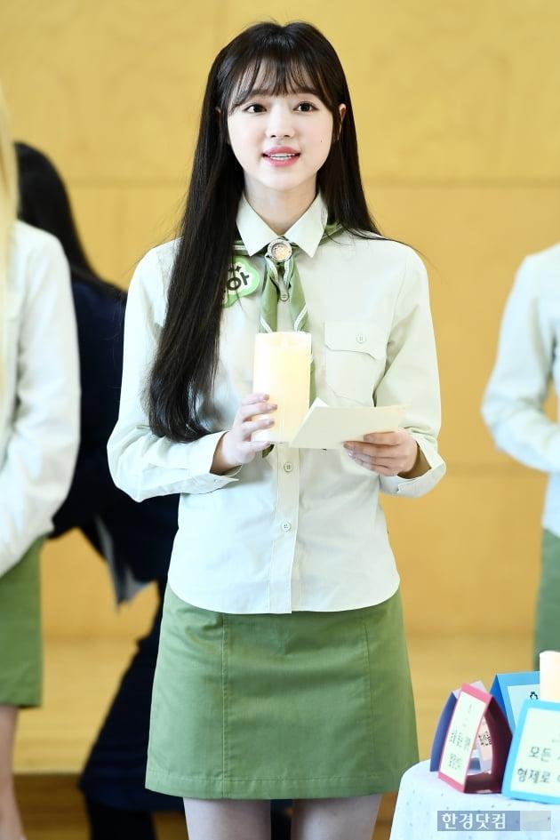 [포토] 오마이걸 유아, '깜찍함에 심쿵'