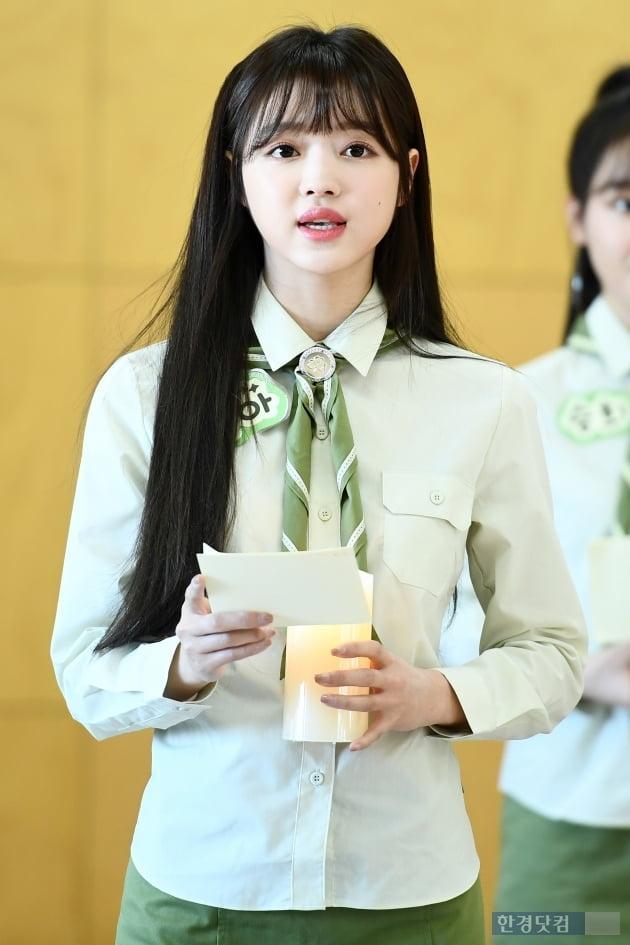 [포토] 오마이걸 유아, '인형보다 예뻐~'
