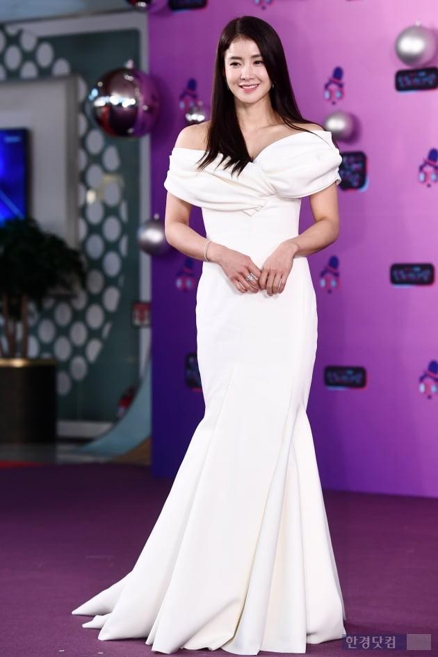 [포토] 이시영, '아름다워~' (2019 KBS 연예대상)