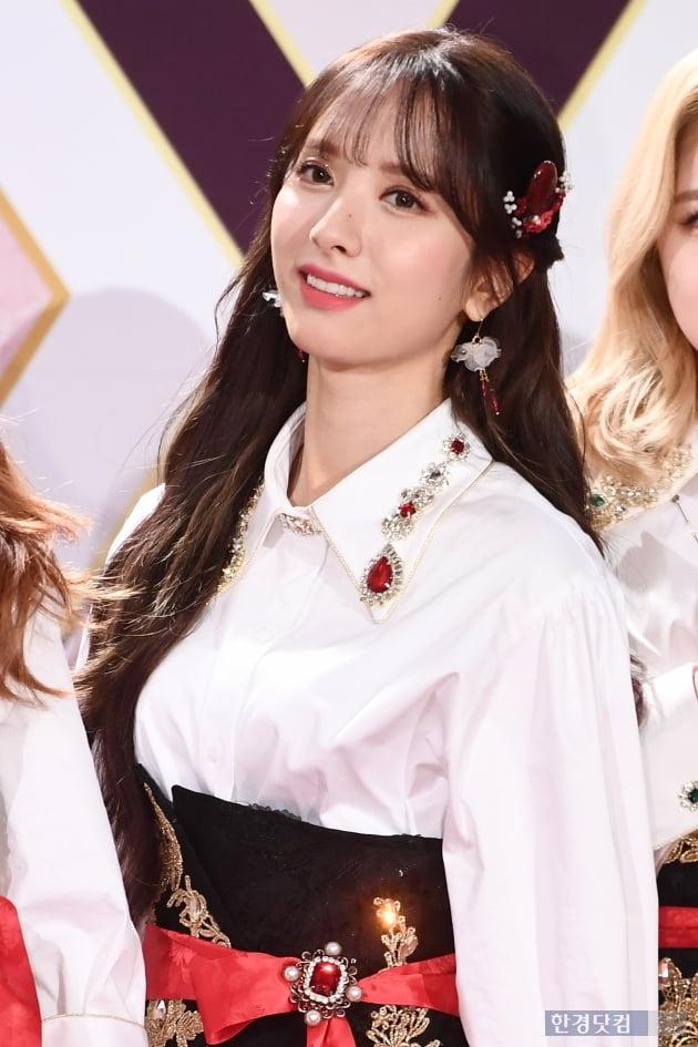 [포토] 우주소녀 보나, '눈부신 미모 과시~' (2019 KBS 가요대축제)