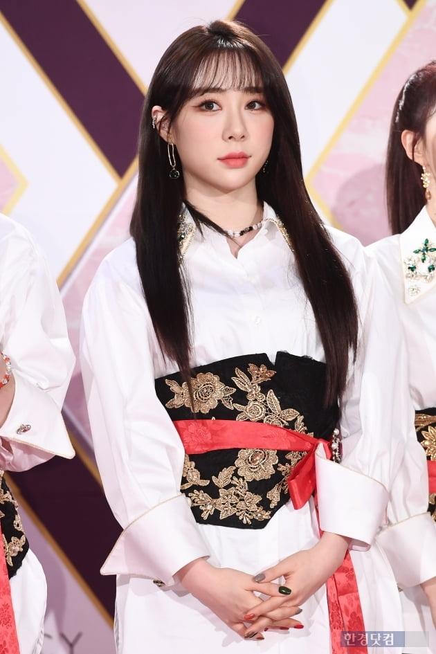 [포토] 우주소녀 연정, '아름다운 미모 뽐내며~' (2019 KBS 가요대축제)
