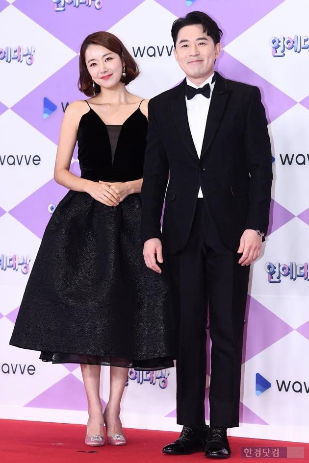 [포토] 소이현-붐, '블랙으로 맞춰 입은 듯~' (2019 SBS 연예대상)