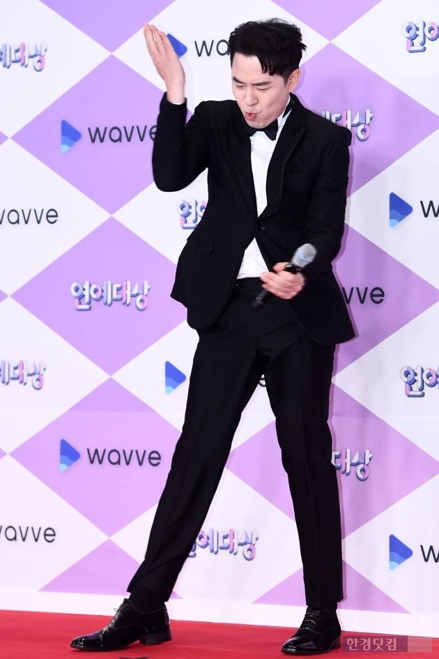 [포토] 붐, '갑작스러운 요청에도 멋진 댄스~' (2019 SBS 연예대상)