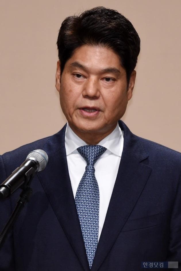 CJ ENM 허민회 대표이사, '프로듀스' 조작 논란 사과 /사진=변성현 기자