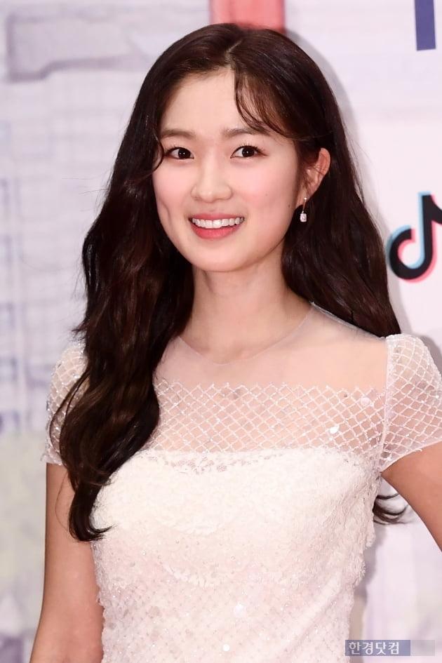 [포토] 김혜윤, '예쁜 미소~' (2019 MBC 연기대상)