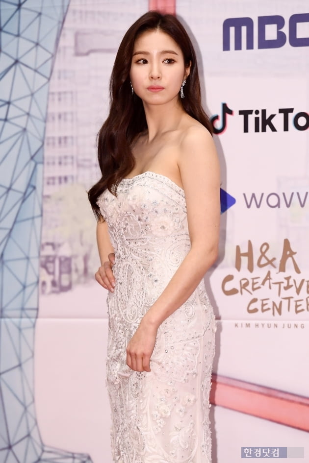 [포토] 신세경, '우아함 물씬~' (2019 MBC 연기대상)