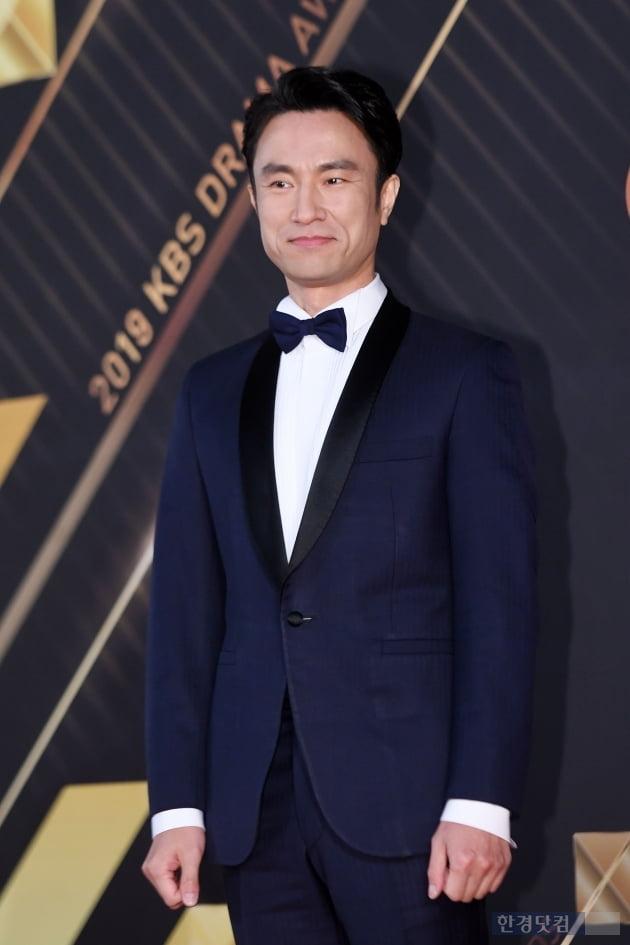 [포토] 김병철, '믿고 보는 배우'(2019 KBS 연기대상)