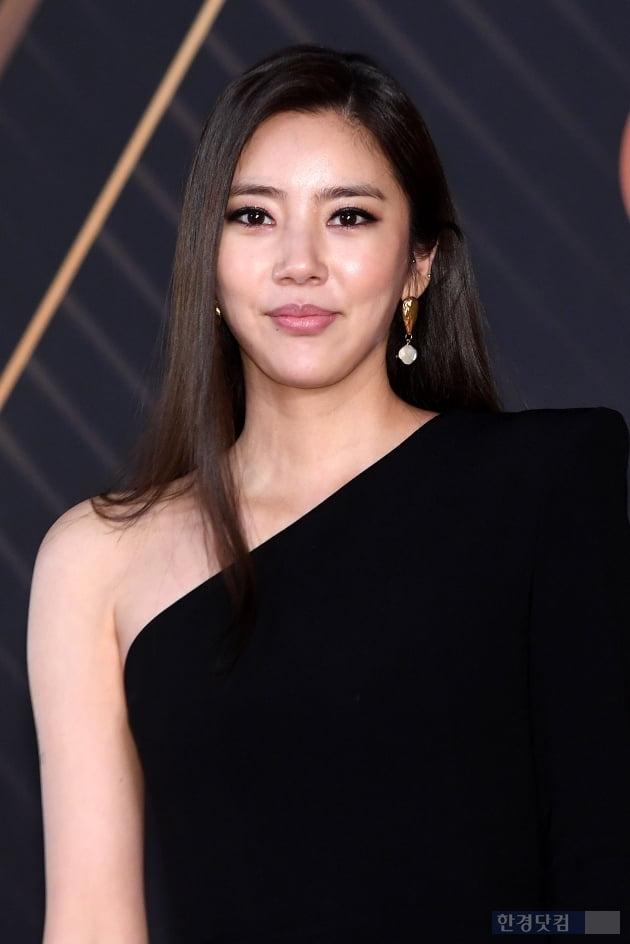 [포토] 손담비, '이국적인 분위기'(2019 KBS 연기대상)