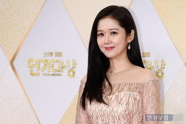 [포토] 장나라, '예쁘다~예뻐~' (2019 SBS 연기대상)