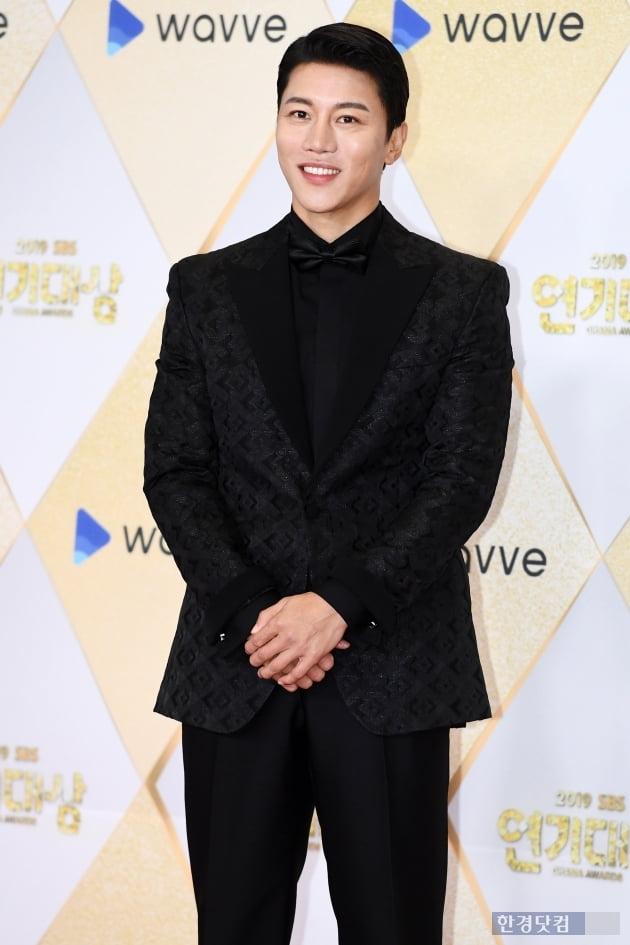 [포토] 음문석, '멋진 미소~' (2019 SBS 연기대상)