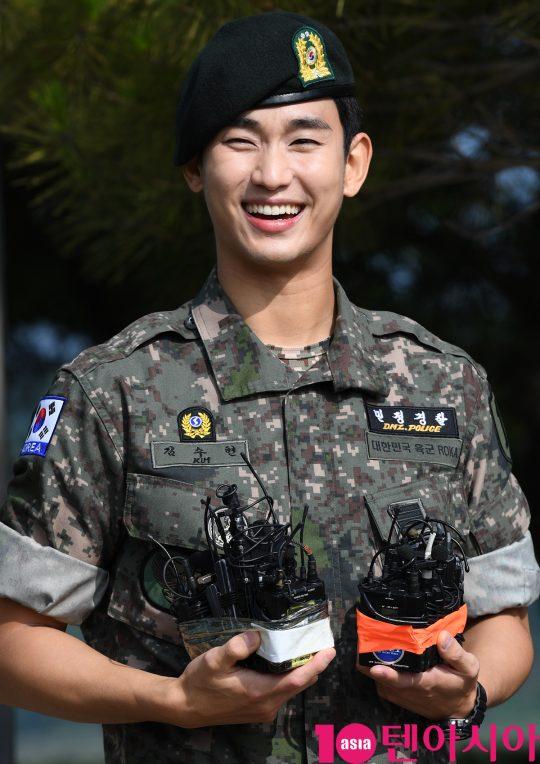 배우 김수현./ 사진=텐아시아DB