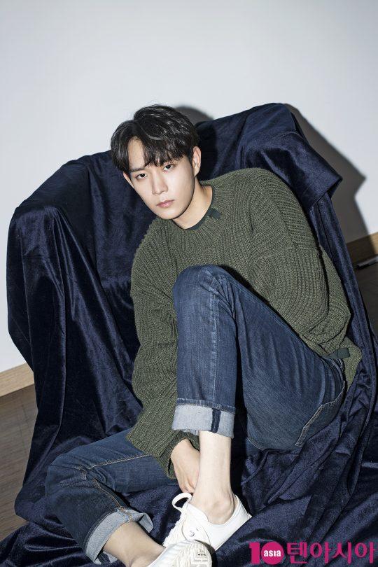 지난달 21일 종영한 MBC 수목드라마 '어쩌다 발견한 하루'에서 만화 '비밀'의 남자 주인공 오남주 역으로 열연한 배우 김영대./사진=텐아시아DB