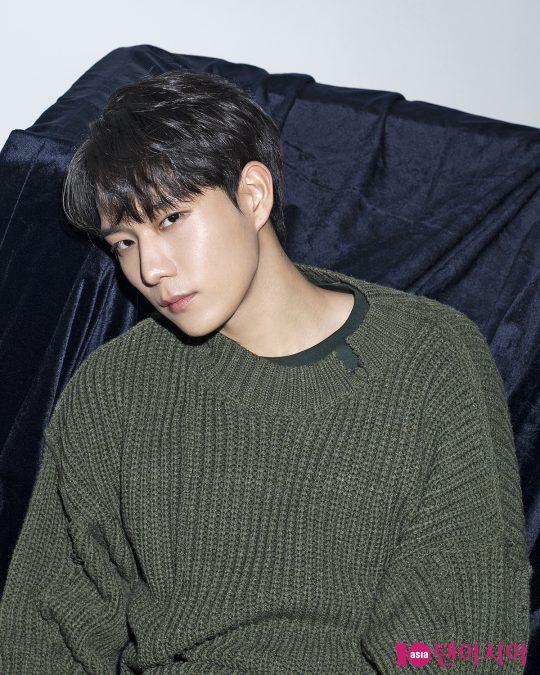 """김영대는 """"'어하루'를 통해 배우로서의 책임감을 가지게 됐다""""고 말했다./사진=텐아시아DB"""