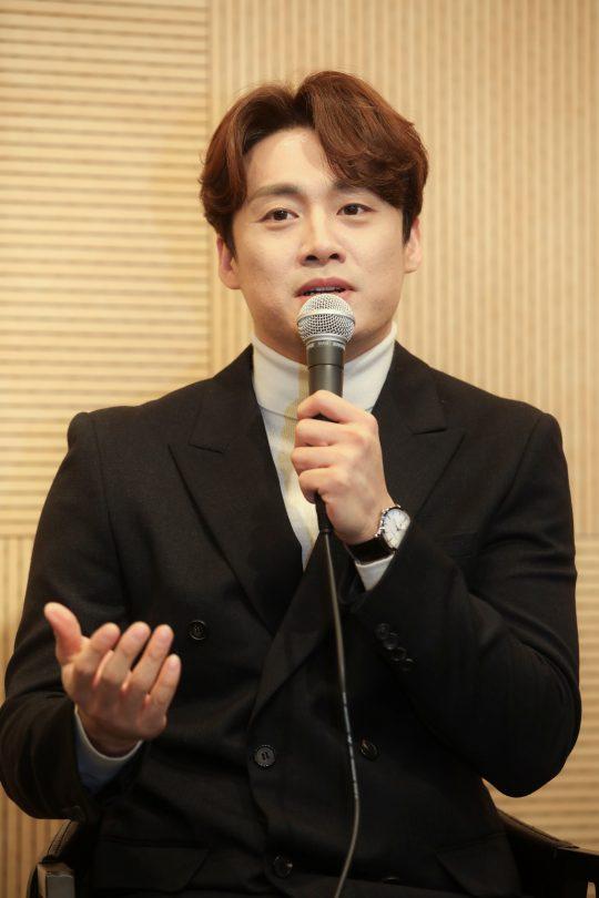 방송인 오상진은 '손맛 전수 리얼리티-백년의 맛, 후계자들'에서 MC를 맡았다. /사진제공=TV조선