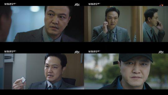 '보좌관2'의 정웅인./사진제공=JTBC