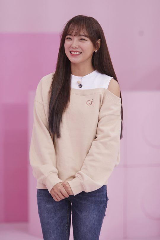 '아이돌룸'의 김세정./사진제공=JTBC