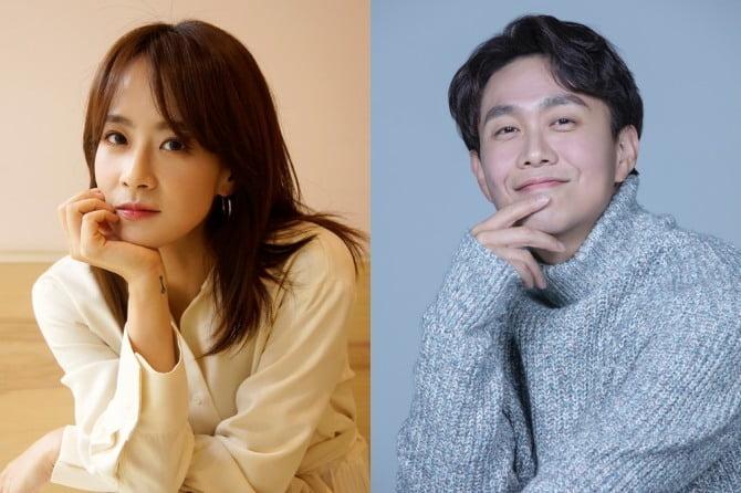 류현경&오정세, tvN 단막극 '남편한테 김희선이 생겼어요'로 부부호흡