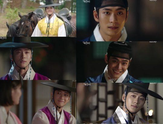 사진=KBS2 '조선로코-녹두전' 방송화면