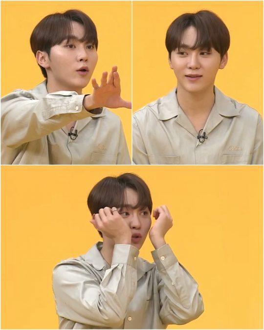 '괴팍한 5형제' 부승관. /사진제공=JTBC