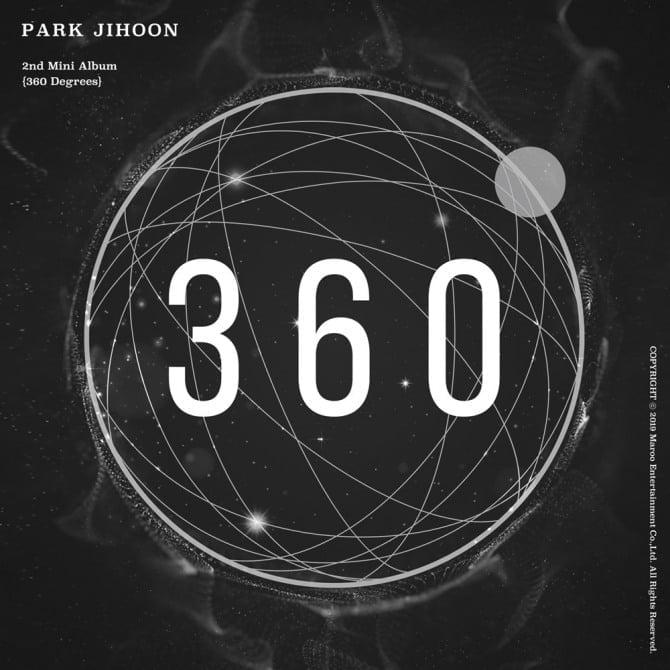 '대체불가 아티스트' 박지훈, 4일 미니 2집 '360' 발매