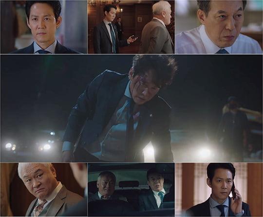 보좌관2 이정재 (사진=JTBC)