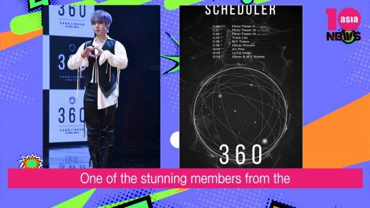 [TV텐] 노아 박의 '헬로우 K엔터' 변화무쌍한 매력 박지훈, '360'으로 돌아오다