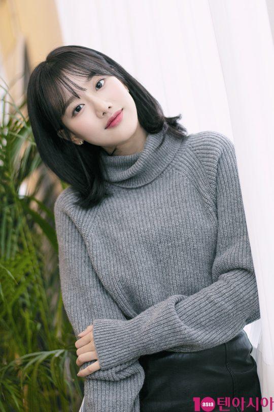 지난달 21일 종영한 MBC 수목드라마 '어쩌다 발견한 하루'에서 순정만화 '비밀'의 여자 주인공 여주다를 연기한 배우 이나은./사진=텐아시아DB