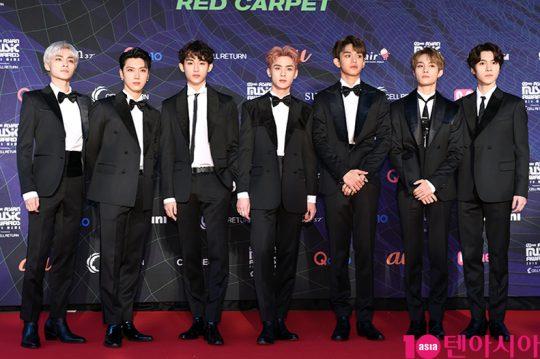 그룹 웨이션브이 /사진 제공=엠넷(Mnet)