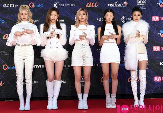 그룹 있지 /사진 제공=엠넷(Mnet)
