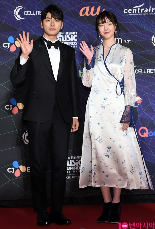 배우 이이경, 카라타 에리카 /사진 제공=엠넷(Mnet)