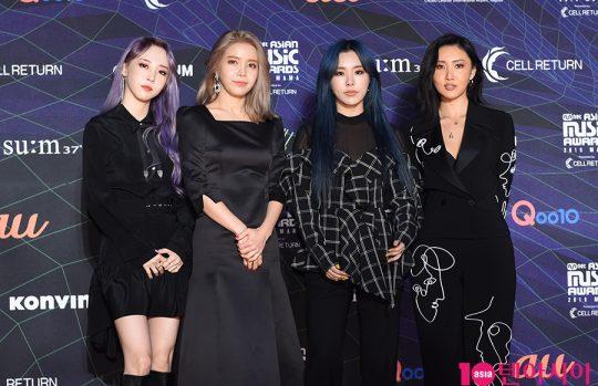 그룹 마마무 /사진 제공=엠넷(Mnet)