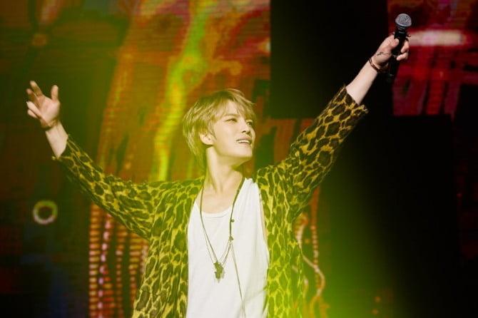 김재중, 亞투어 서울 콘서트 5일 티켓 오픈