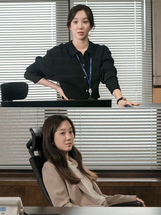 '검사내전'의 정려원./사진제공=JTBC