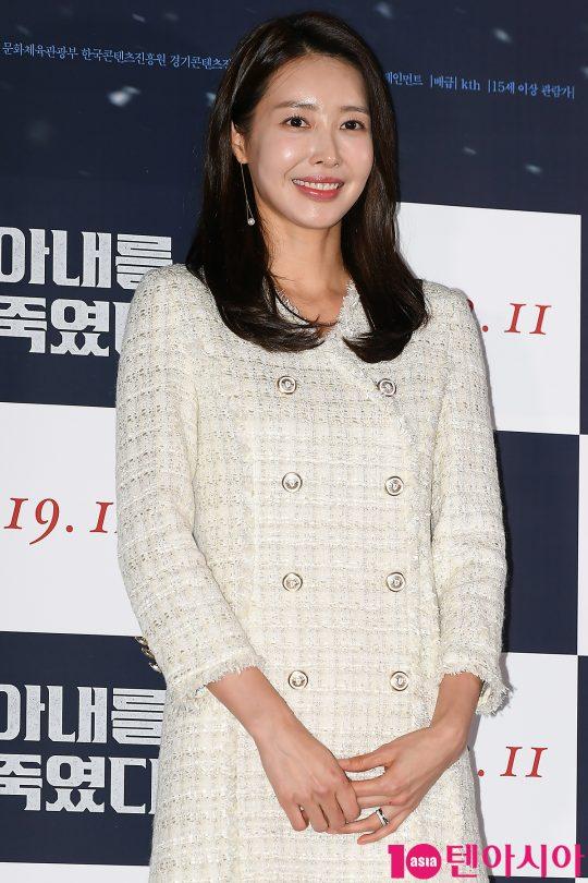 '아내를 죽였다'에서 의문의 죽임을 당한 정호의 아내 미영을 열연한 배우 왕지혜. /이승현 기자 lsh87@