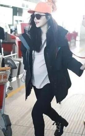 중국배우 판빙빙. /사진=웨이보 캡처