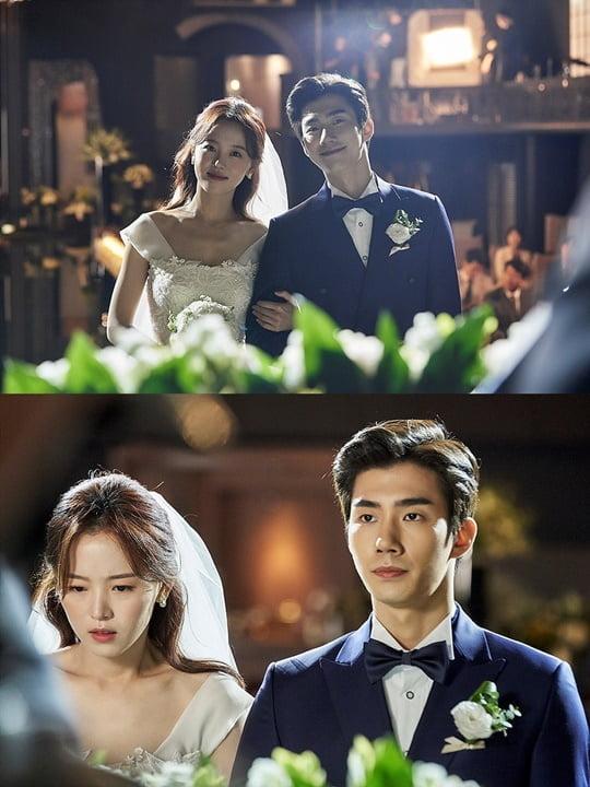 귀피를 흘리는 여자 (사진=tvN)