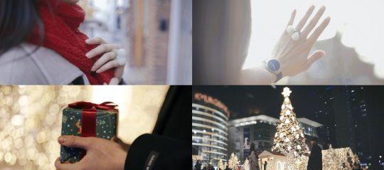 성시경·아이유 듀엣곡 '첫 겨울이니까' 2차 티저. /사진제공=에스케이재원
