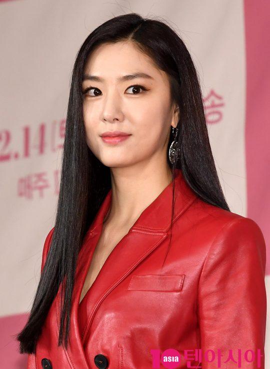 [TEN PHOTO]서지혜 '신비감 자아내는 미소'
