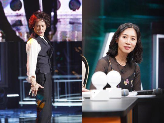 가수 양준일(왼쪽), 이소은./사진제공=JTBC