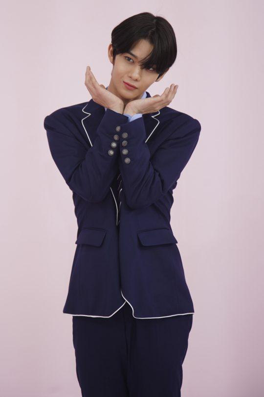 '아이돌룸'에 출연한 그룹 CIX의 배진영/ 사진제공= JTBC